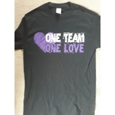 T-Shirt One Team Limited Edtion