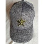 Cap Rangers New Grey Melange