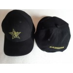 Cap Rangers New Black