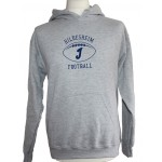 Hoodie Invaders Football Navy