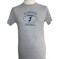T-Shirt Invaders Football Navy