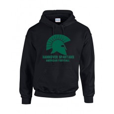 Hoodie Hannover Spartans Green