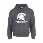 Hoodie Hannover Spartans White