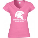 Ladiesshirt Hannover Spartans White