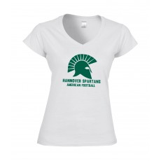 Ladiesshirt Hannover Spartans Green